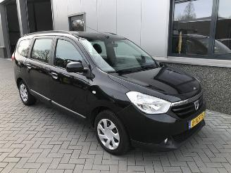 Dacia Lodgy 1.2TCe 116pk Laureate 7 persoons 2014/7